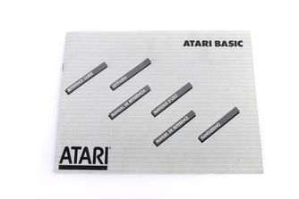 Atari BASIC Reference Guide
